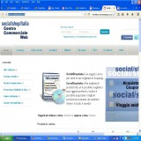 iScripts MultiCart powered site - http://www.socialshopitalia.com/