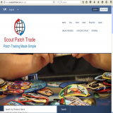 iScripts eSwap powered site - http://www.scoutpatchtrade.com/